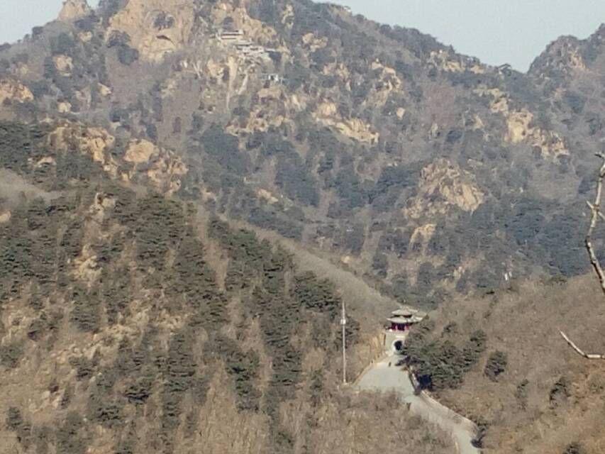 千朵莲花山六峰徒步穿越