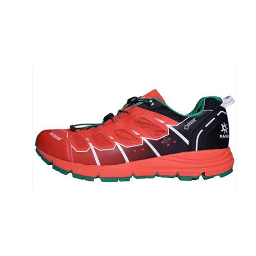 男款低帮GORE-TEX防水跑山鞋(Fuga/飞翼2.0) KS610967