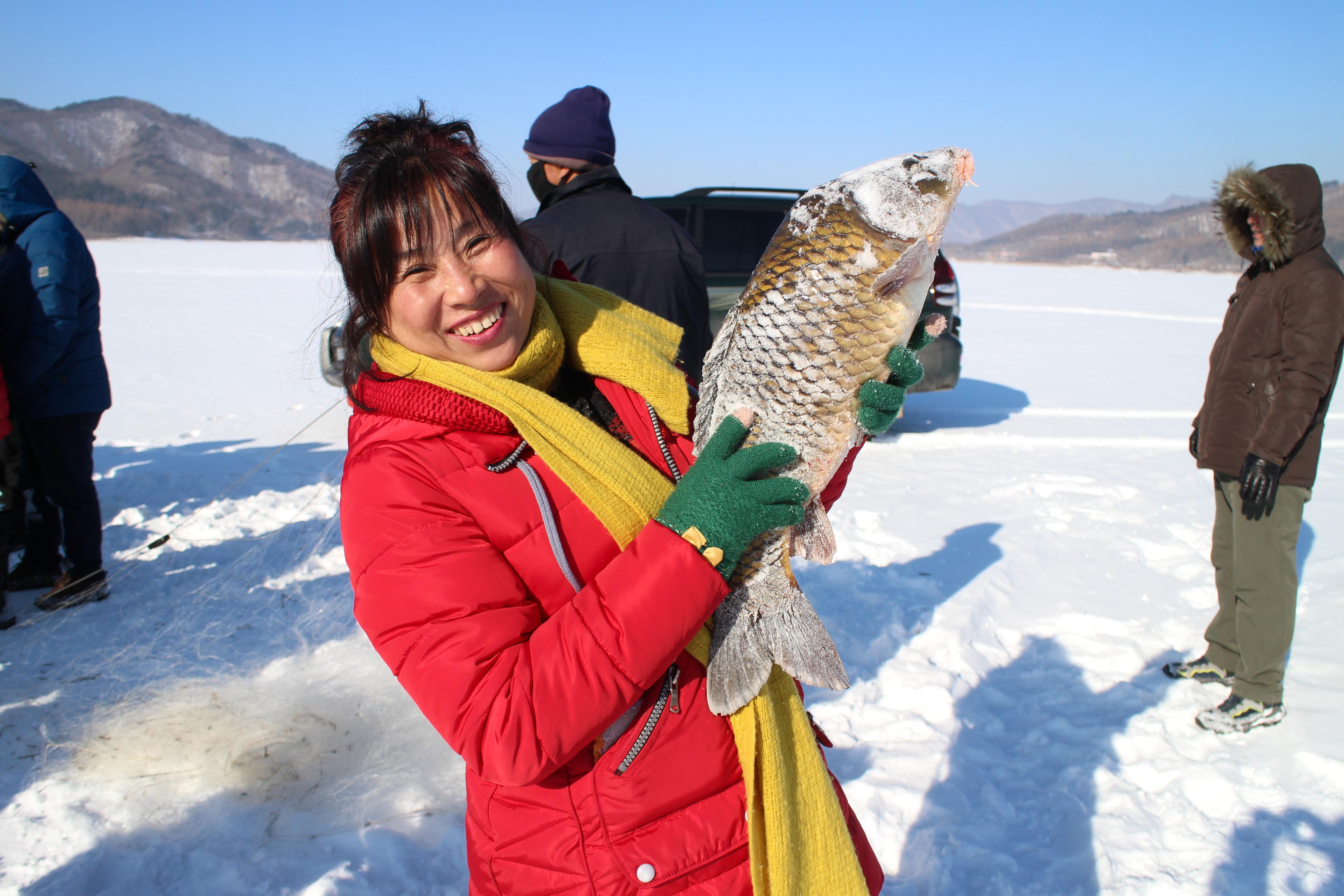 17年1月7号新宾捕鱼节加新宾和睦戏雪活动通知
