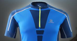 一件颇有技术含量的T恤,Salomon SKY TEE