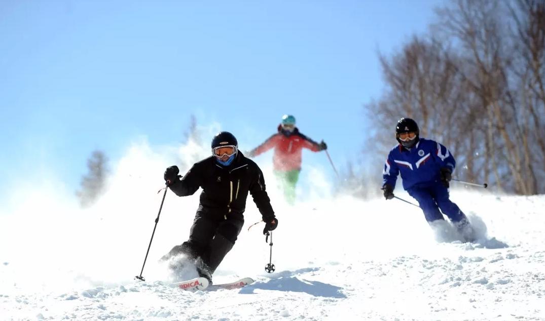 滑雪初学者如何开启一次安全畅快的滑雪之旅?
