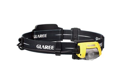 【国货精品】GLAREE 山瑞 M50L锂电池版头灯